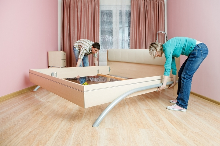 11 Ways On How To Arrange A Small Bedroom With Big Furniture Anne Thimble